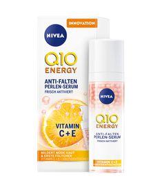 Anti-Falten Perlen-Serum – NIVEA Q10 Energy