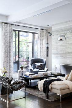 Preciously Me blog : Manhattan Loft