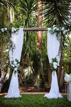 Enchanted Forest Wedding - Twilight Ceremony - Circle of Love Wedding Ceremonies wedding arch Enchanted Forest Prom, Enchanted Garden Wedding, Enchanted Wedding Themes, Enchanted Forest Decorations, Forest Fairy, Wedding Altars, Wedding Ceremony, Wedding Venues, Wedding Backdrops