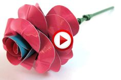 """""""Duct Tape Roses"""""""
