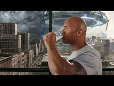 "Dwayne ""The Rock"" Johnson is my favorite sports/action star. This is The Rock simply being himself, love this commercial!"