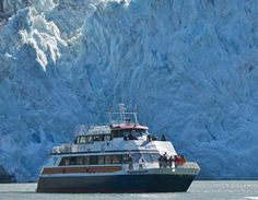 GLACIER QUEST CRUISE - $99 Whittier is an easy 60 mile drive southeast from Anchorage, with lots to see on the way.