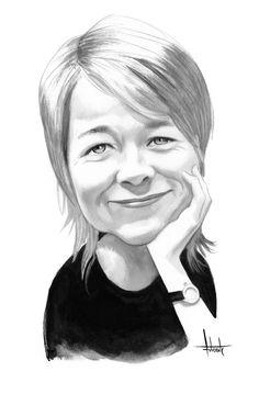 Sarah Waters para @openbooks21 En España publica su sexta novela, 'Los huéspedes de pago' Anagrama #SarahWaters #fernandovicente #openbooks