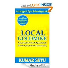 """title=""""Local Goldmine - An Untapped 6 Figure Business Opportunity : The Step-by-Step Guide to Choose The Right Local Market, Get Clients Who Pay Every Month And Then Automate Everything"""">Local Goldmine - An Untapped 6 Figure Business Opportunity : The Step-by-Step Guide to Choose The Right Local ... --- http://www.amazon.com/Local-Goldmine-Step---Step-ebook/dp/B00A7AB818/?tag=hotomamoon0d8-20"""