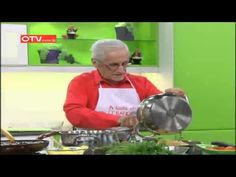 arabic cooking show teta latifah - YouTube
