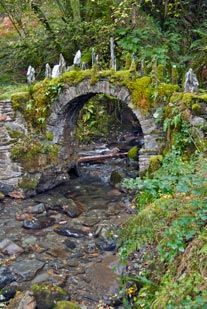 Photos by Eleanor -- Scotland Scenery - Fairy Bridge