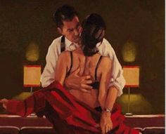 Painting by Jack vettriano..