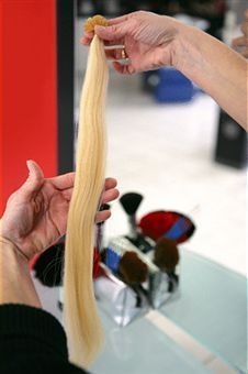 An example of using hair extensions for fullness hair ideas average cost of hair extensions pmusecretfo Choice Image