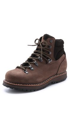 Hanwag Double Stitch Bergler Boots