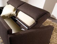 hidden pillow storage