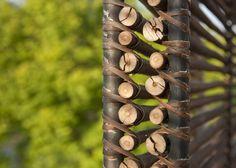 Casa Young / GrupoDies Landscape Design, Texture, Detail, Crafts, Inspiration, Ideas, Home, Santiago, Vegetable Recipes