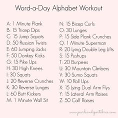 One week word of the day alphabet workout challenge! Day 1 is caterpillar! Thank you ZYIA ActiveWear. Workouts For Teens, Games For Teens, At Home Workout Plan, At Home Workouts, Fun Workouts, Hockey Workouts, Circuit Workouts, Weight Workouts, Body Workouts