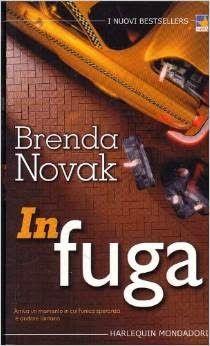 I miei magici mondi: Recensione: In fuga di Brenda Novak