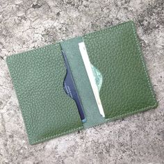 Hermes leather brown credit card holder man businessname card cover personality leather green businessname card holder hermes soft leather unisex credit card bag wholesale colourmoves