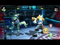 Real Steel World Robot Boxing [Android] - Descargar Juegos pc