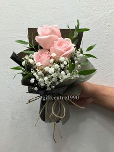 Składniki: kostka twarogu - 250 g - ja wybrałam ta… na Stylowi.pl - #adniki #ja #kostka #na #Składniki #stylowi #Stylowipl #Ta #twarogu #wybra #wybrałam Single Flower Bouquet, Small Bouquet, Floral Bouquets, Small Flowers, Dried Flowers, Beautiful Flowers, Bouquet Wrap, Hand Bouquet, Valentines Flowers