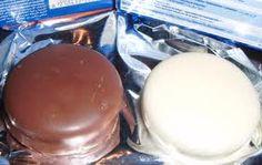 Oreo ricoperti: cioccolato latte & bianco