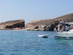 Isla de Comino en Malta