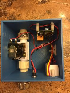 Follow along as we show you how to use an ESP8266 to wirelessly control a DC water valve.