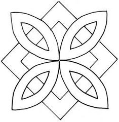 Trendy Design To Draw Zentangle Tangle Doodle Ideas Quilting Stencils, Quilting Templates, Stencil Patterns, Stencil Designs, Mosaic Patterns, Quilting Tutorials, Quilting Designs, Embroidery Patterns, Quilt Patterns