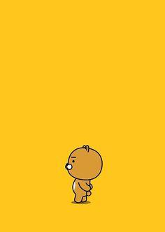 Cute Fall Wallpaper, Sad Wallpaper, Kawaii Wallpaper, Wallpaper Iphone Cute, Photo Wallpaper, Cute Wallpapers, Kakao Ryan, Keroppi Wallpaper, Minimalist Photos