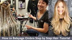 Guy Tang is well known, and in high demand. In his most recent YouTube video, he shows exactly how he gets his incredible balayage looks.