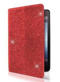 Give the tech person in your life a sparkling screen experience with the iWave iPad Mini Portfolio Case with Swarovski Elements® that serves as the perfect Christmas gift.