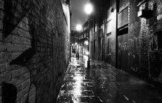 London by night.  Shoreditch by Edwin Boatswain