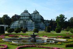 Château de Schönbrunn : Palace Park and Gardens - See my Vienna Trip List