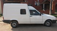Vendo Fiat Fiorino 2009, 154700km, Nafta/gas con asientos traseros rebatibles.