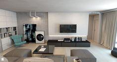 styk nowoczesny podloga - Szukaj w Google Concrete Interiors, Interior Architecture, Interior Design, Living Spaces, Living Room, Luxury Life, My Dream Home, Modern Decor, Beautiful Homes