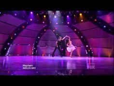 "Alexis and Nico Jive ""Mayhem"" So You Think You Can Dance Season 10 - YouTube"