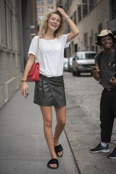 NEW YORK FASHION WEEK day 2 : another very cool day. | STYLE AND THE CITY