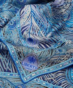 Hera Silk Scarf|Liberty London