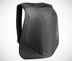 Ogio No Drag Mach 1 Backpack - Riding a motorcycle into work might be fun and all, but storage and speed is always an issue—the Ogio No Drag Mach 1 Backpack has people cove. Mens Toys, Riding Gear, Cool Tech, Cool Backpacks, Designer Backpacks, Laptop Bag, Backpack Bags, My Style, Style Men