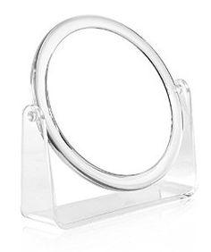 Amazon.com - BINO 'Nina' Double-Sided Acrylic Vanity Mirror, Medium -
