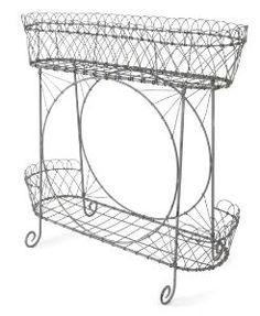 wirework plant stand