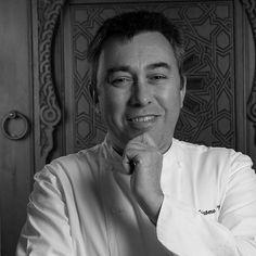 Chef Jerôme Videau