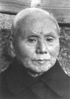 foto rara - 1955_FUNAKOSHI_Gichin