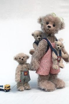 Image result for teddy bear invention
