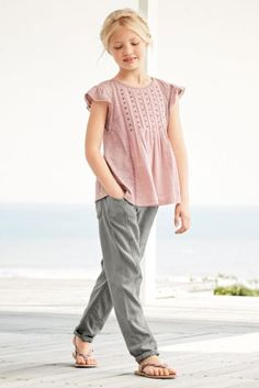 Buy Pintuck Blouse (3-16yrs) online today at Next: United States of America