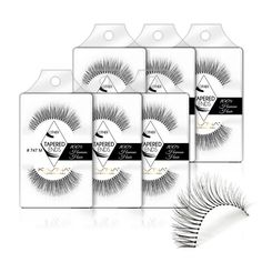 c2c8cfba624 55 Best False Lashes New trend tapered ends in 100% human hair. Only ...