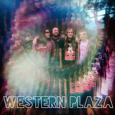 Check out the music playlist that the Burger Records band WESTERN PLAZA likes to jam.
