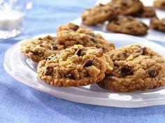 Spent Grain Chocolate Chip Cookies