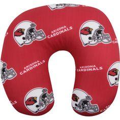 NFL  Arizona Cardinals Travel Neck Pillow