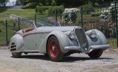 Unrestored 1938 Alfa Romeo 8C wins top honors at Elegance at Hershey