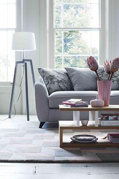 Furniture Village Apex 2 seater sofa - langham - sofa sets | corner sofas | leather sofas