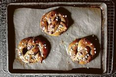 Smitten Kitchen's Chocolate Chip Brioche Pretzels — Cookbook Recipe