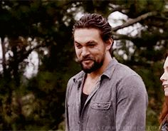 I Made A Fist And Not A Plan, Jason Momoa (The Red Road) Gifs