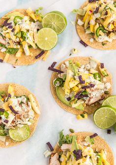Summer Taco Recipe: Pineapple Mango Chicken Tacos for Summer